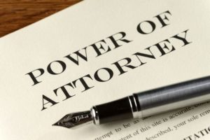 Connecticut Power of Attorney